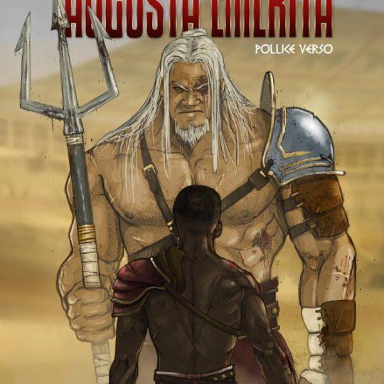 portada Héroes de Augusta Emerita Pollice Verso